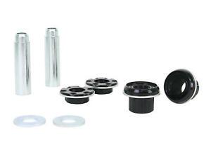 Whiteline Subframe Bushing Kit Rear W93049 fits Nissan X-Trail 2.0 (T31), 2.0...