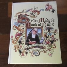 Vintage - SISTER MADGE'S BOOK OF NUNS DOUG MACLEOD & CRAIG SMITH HC 1ST ED 1986