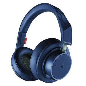 PLANTRONICS Backbeat go 605 Navy Blue On-Ear 92 dB Mikrofon Kabellos Bluetooth