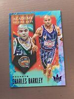 2019-20 Panini Court Kings Charles Barkley Academy Of Fine Arts SSP /99