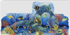 Wall Mural Tatouage Dry Rub Transfer Design Under The Sea Carolyn Yovan Ocean