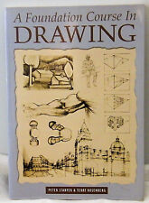 A FOUNDATION COURSE IN DRAWING - P. Stanyer & T. Rosenberg  2003 P/B Grange