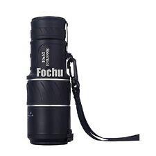 Black Night Vision 30x52 Monocular Dual Focus Camping Hiking Hunting Telescope