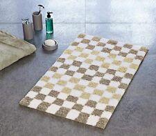 RIDDER Teppich Orient 55x50 cm grau Badezimmerteppich Badvorleger WC-Vorleger