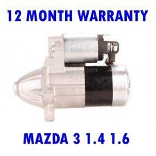 MAZDA 3 1.4 1.6 2003 2004 2005 2006 2007 2008 2009 STARTER MOTOR