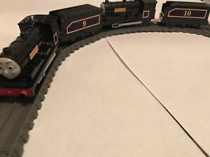 Thomas The Tank Engine Trackmaster Donald And Douglas 9 And 10 With Tenders