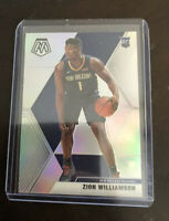 Panini Basketball Zion Williamson Mosaic Silver* Ja Morant * Repack Lots - READ