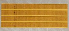 N Scale Wooden Fence Kit (1/160)