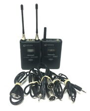 Azden 310UDR On-Camera Receiver and 35BT Body-Pack Transmitter Combo