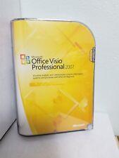 MICROSOFT OFFICE VISIO PROFESSIONAL 2007_BRAND NEW