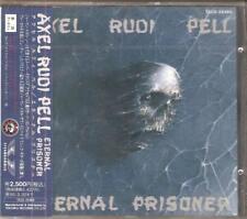 AXEL RUDI PELL Eternal Prisoner 1993 CD JAPAN + OBI