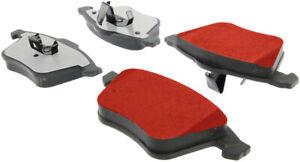 Disc Brake Pad Set-Mazdaspeed, Turbo Front Centric 500.09152