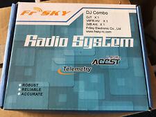 FrSky DJ Combo Telemetry Module & Receiver.