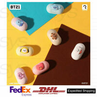 BTS BT21 Official Authentic Goods Wireless Bluetooth Earphone Baby Ver By Royche