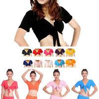 Sexy Lace Belly Dance Dancewear Dancing Blouse Choli Top Bra Costumes Multi New