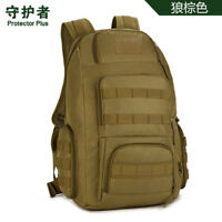 PJ 40L Tactical Backpack MOLLE Assault Computer Daypack Military Gear Rucksack