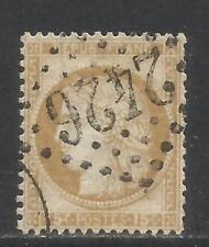 France 1872-75 Ceres 15c bister (61) used