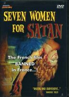 Seven Women for Satan [New DVD]