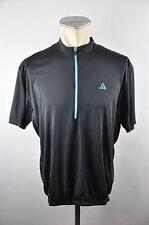 Nike ACG radtrikot maillot Cycle Jersey Maglia BIKE taille XL noir c10