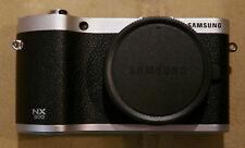 Samsung nx300 cámara del sistema y 2 objetiva-como nuevo, apenas utilizado