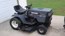 18 HP Sears Craftsman HD Lawn Garden Tractor mower Model # 917255980