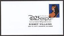 US 5222 Disney Villains The Lion King Scar FDC 2017