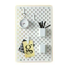 Ikea SKADIS Pegboard and Accessories Kitchen Office Work Organizer Board