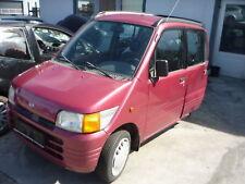 Stoßstange Stoßfänger Frontverkleidung vorne Daihatsu Move Bj. 98 rot *