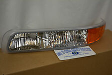 Chevrolet Silverado Tahoe Suburban LH Front DRL/MARKER/TURN SIGNAL LAMP new OEM
