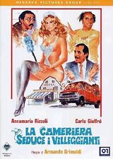 La Cameriera Seduce I Villeggianti (1980) DVD