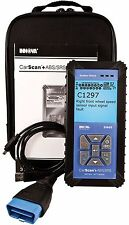 Equus Products 31603 CarScan+ ABS/SRS OBD 2, CAN, ABS & SRS