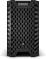 LD Systems ICOA 12A 1200 Watt Powered 12 inch Coaxial Speaker System w/BT, New!