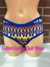 Pole Dance Rave Wear Hot Pants UV Aztec ⭐️SALE⭐️
