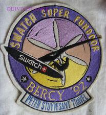 BG10680 - grand Patch SWATCH SUPER TUNDOOR BERCY 92