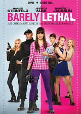Barely Lethal DVD Movie, Jamie King (2015) Action, Adventure, Comedy,
