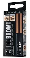 Maybelline Tattoo Brow Easy Peel Off Tint - Shade: Medium Brown