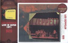 Led Zeppelin / LIVE - JAPAN 1971 / 6CD With Slipcase / SOUNDBOARD / WENDY / New!