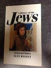A History of the Jews by Halevi, Ilan