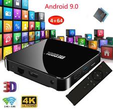 MECOOL KM3 Smart Android 9.0 TV Box S905X2 4GB+64GB Dual Wifi Bluetooth4.0 Media