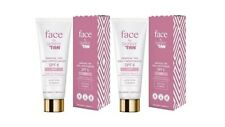 BN 2 Packs Face By Skinny Tan Gradual Tan Daily Moisturiser Light 50ml each