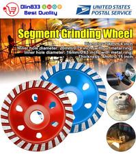 100mm Diamond Grinding Concrete Cup Wheel Disc Concrete Masonry Stone Tools