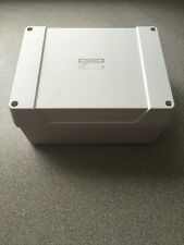 Adattabile in plastica resistente alle intemperie Custodia Scatola di derivazione 200x160x100mm IP65 HOBBY