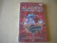 Aladino e la lampada magicaDominicis ArmandoNoi1994le grandi fiabe1romanzo
