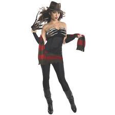 Freddy Krueger Costume Womens Nightmare On Elm Street Outfit