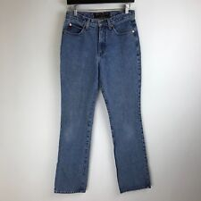 Vintage Guess Jeans - Boot Leg Distressed Wash - Measured Size: 28x32 - #4128