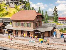 H0 Bahnhof Honau Laser-Cut-Bausatz Noch 66007 Neu!!!!