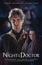 "Dr Doctor Who Imported 17"" X 11"" Poster Print - NIGHT OF THE DOCTOR 50th"