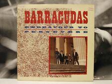 THE BARRACUDAS - ENDEAVOUR TO PERSEVERE LP EX+ FRANCE 1984 CLOSER CL 0009