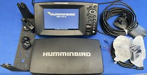 Humminbird 899CI HD SI Side Imaging GPS Fishfinder Display; W/ Transducer