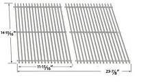 Charbroil 463350108, 463350505, 463351505, 463351605, 463352505 SS Cooking Grid